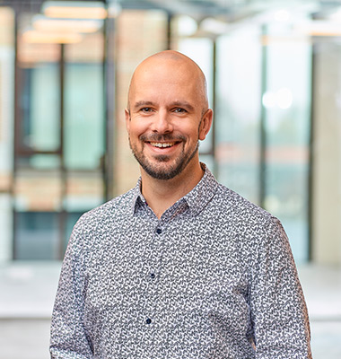 Erik van Rosmalen Senior contentspecialist / redacteur