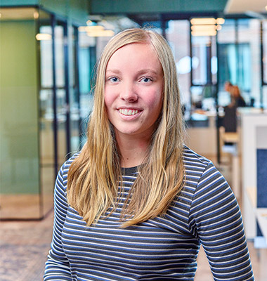 Daphne Snijders Stagiaire content support / projectmanagement